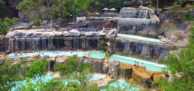 I- Resort Hot Mineral Spring