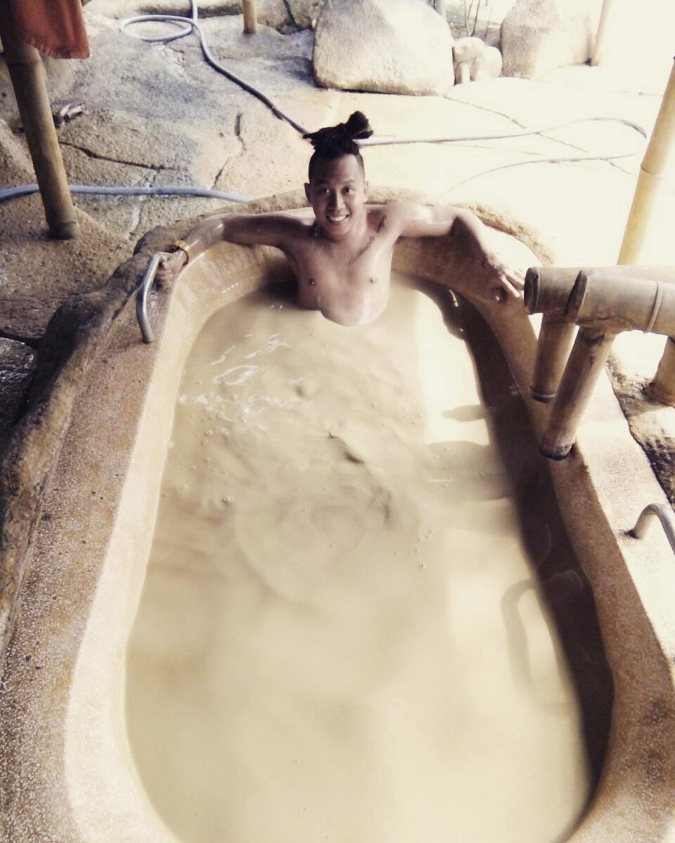 Tắm bùn Nha Trang tại I – resort