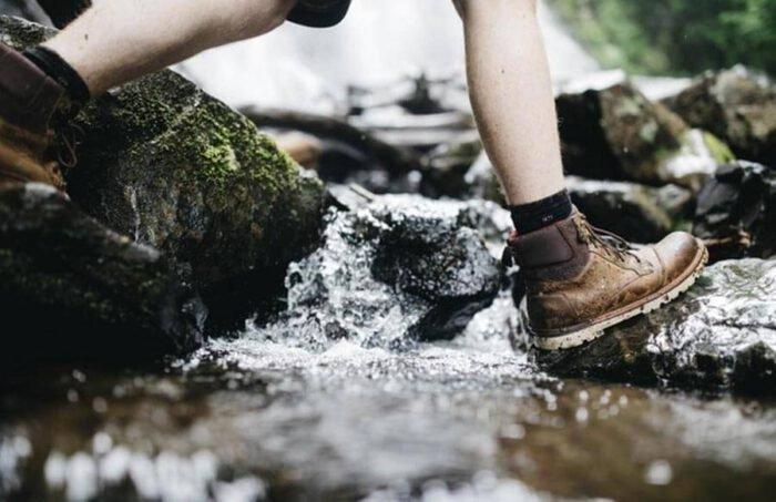 Giày trekking, giày trekking lội nước