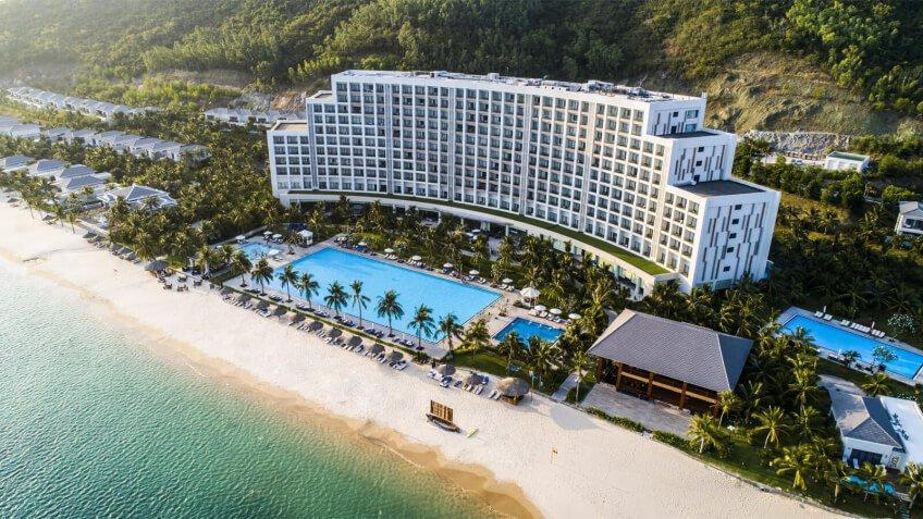 Địa điểm nghỉ dưỡng gần Vinpearl Land Nha Trang