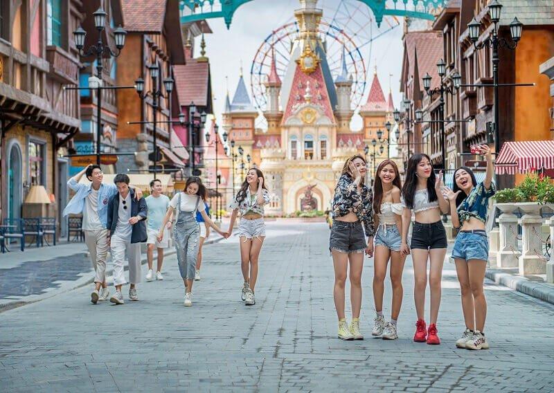 Vinpearl Land Phú Quốc có gì hấp dẫn?