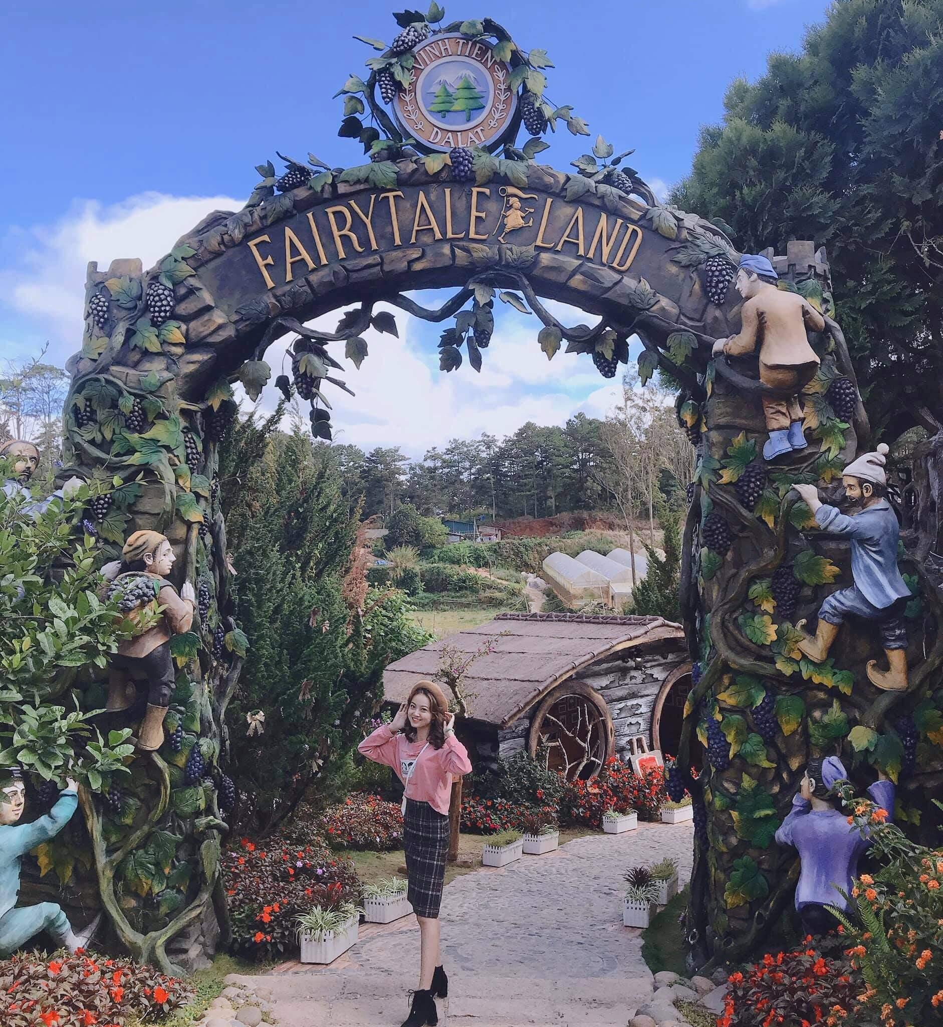 Dalat Fairytale Land Đà Lạt