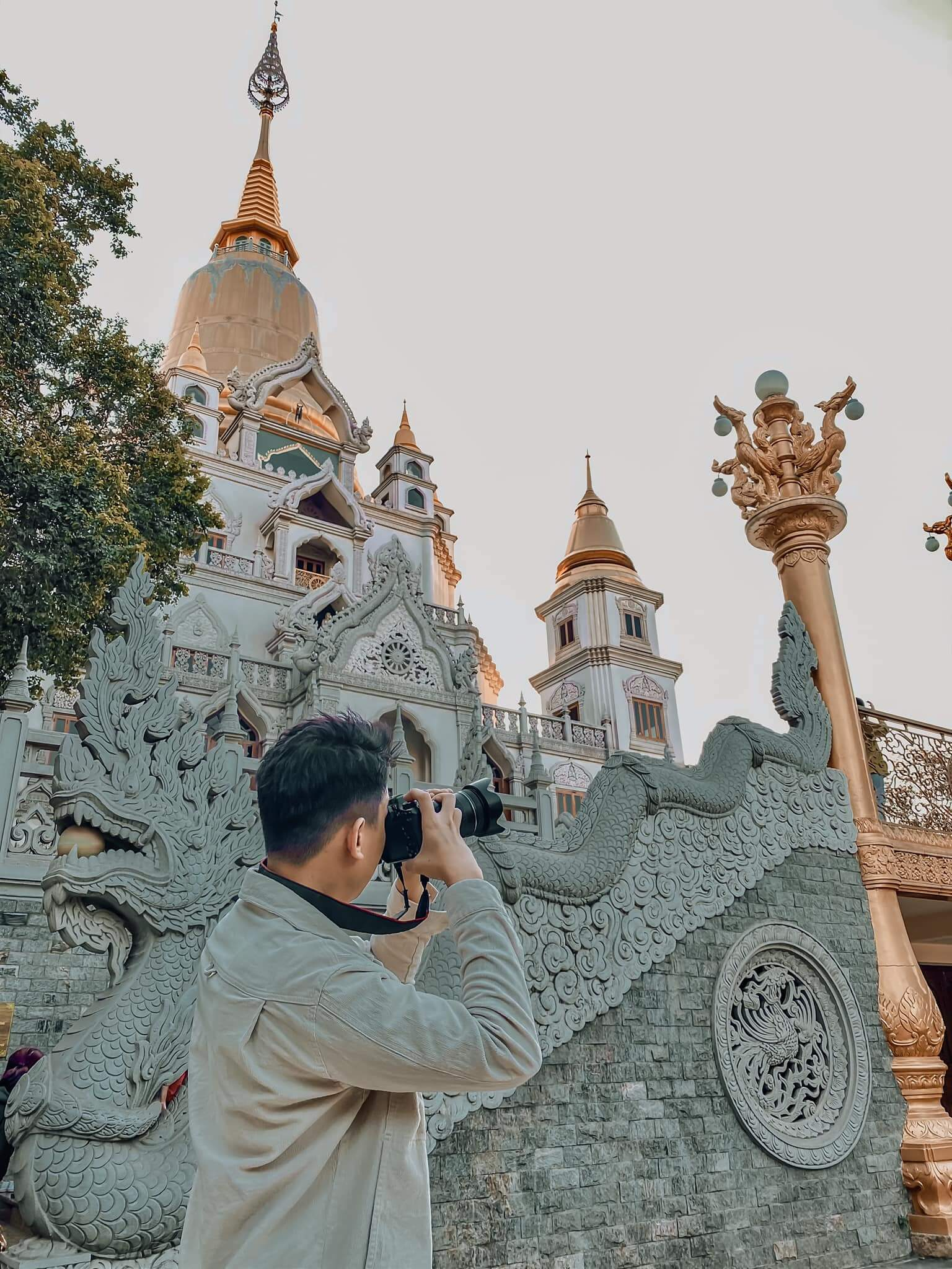Kiến trúc chùa Bửu Long
