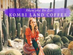 Kombi Land Coffee Đà Lạt