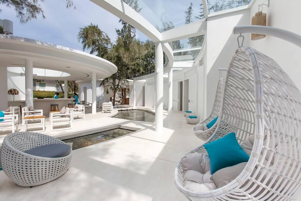 Resort nghỉ dưỡng tại Long Hải ấn tượng