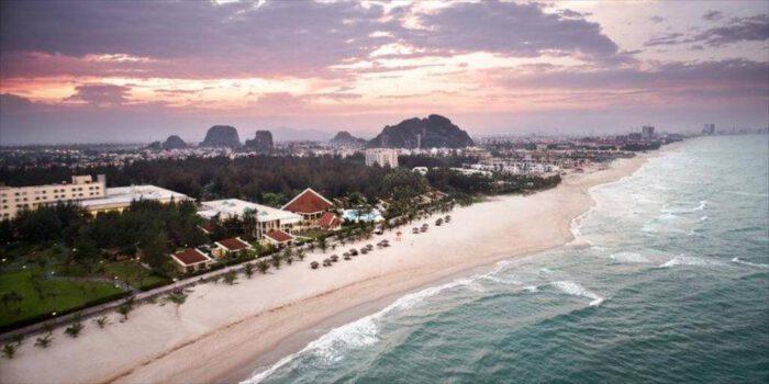 Sandy Beach Non Nuoc Resort