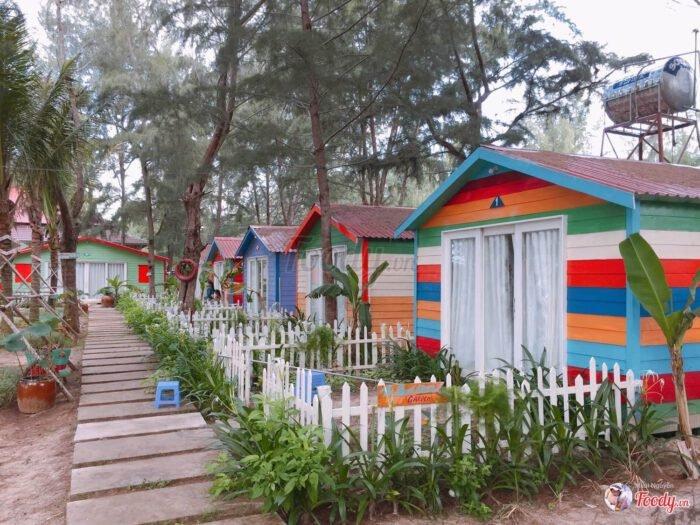 The Beach House resort Hồ Tràm