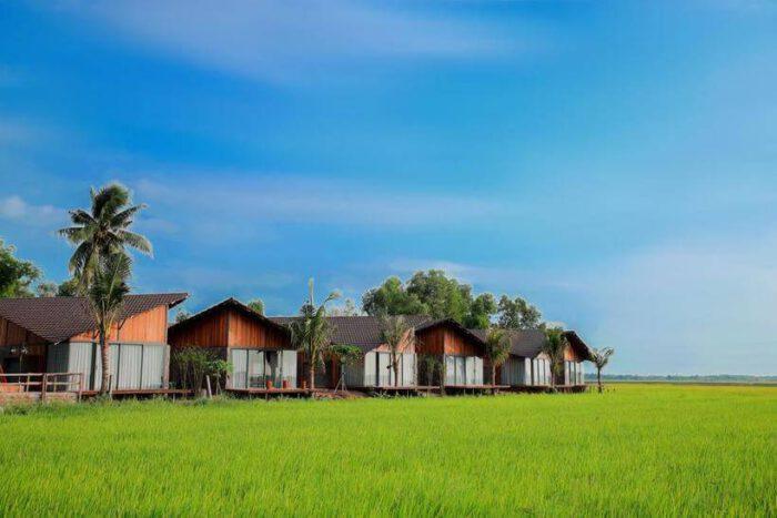 Resort Hồ Tràm - Green Field