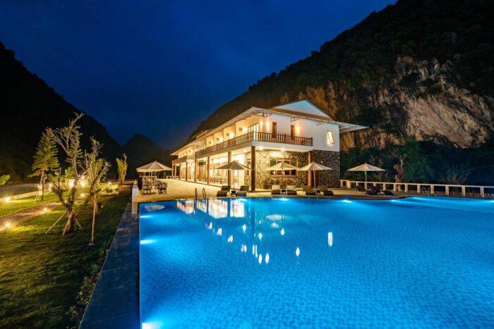 Resort gần Hà Nội - Mai Châu Mountain View