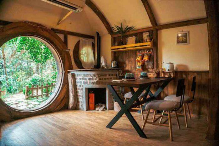 Nhà bên rừng - U Lesa Retreat