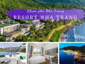 Resort Nha Trang view biển đẹp