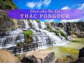Khu du lịch Thác Pongour