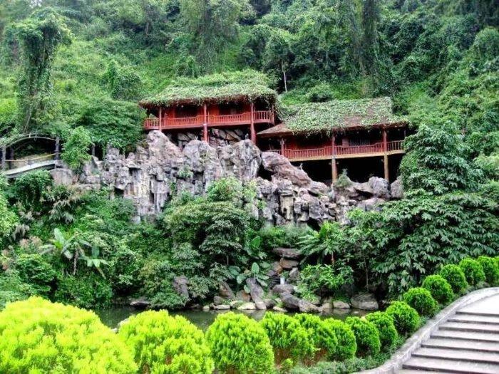 Thiên Sơn Suối Ngà Resort