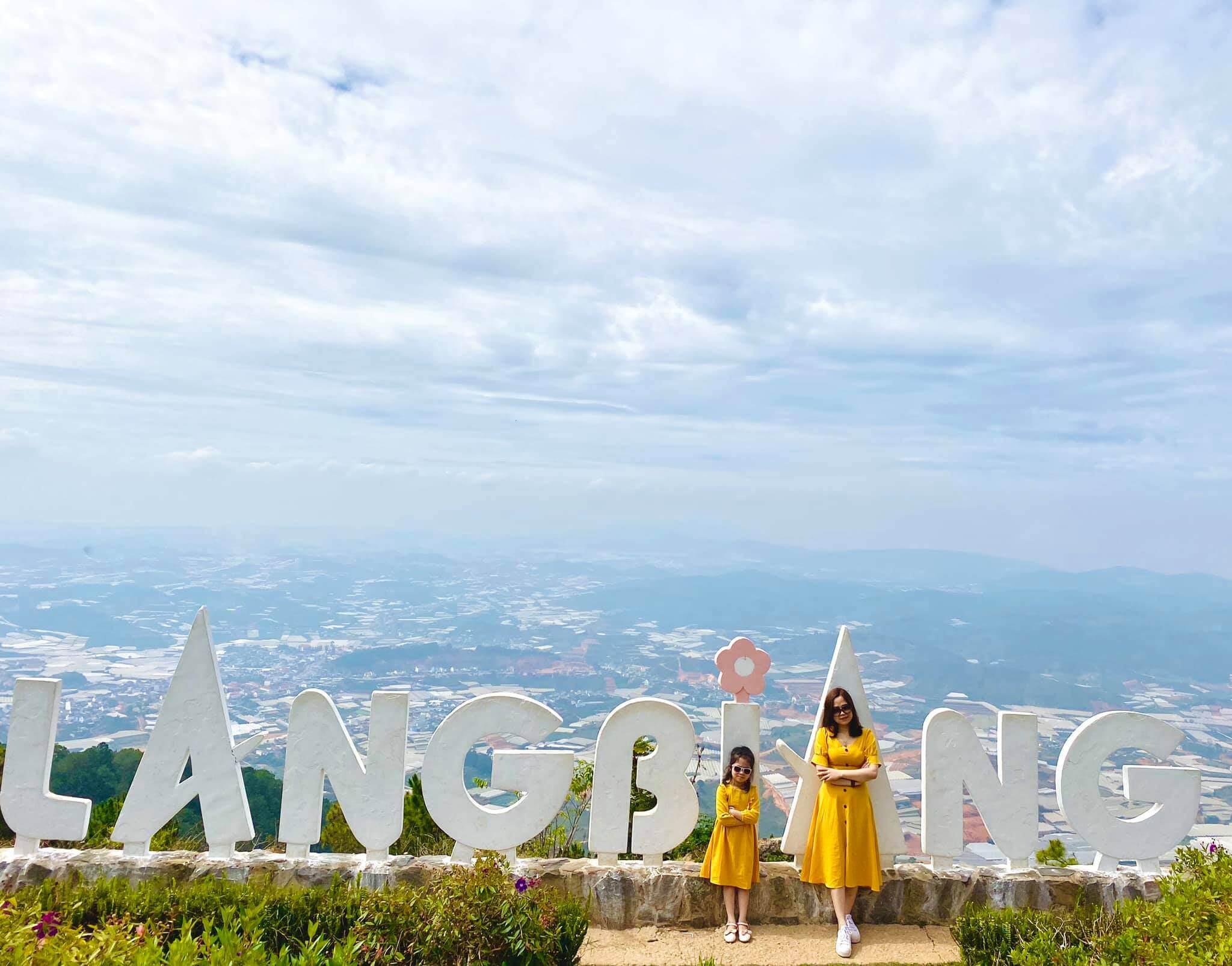 Cao Nguyên Langbiang, Đà Lạt