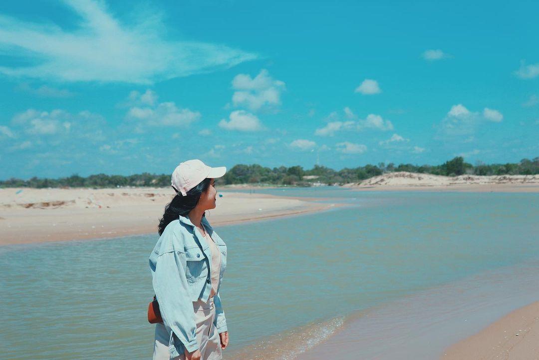 Những trải nghiệm thú vị khi đến biển Suối Ồ