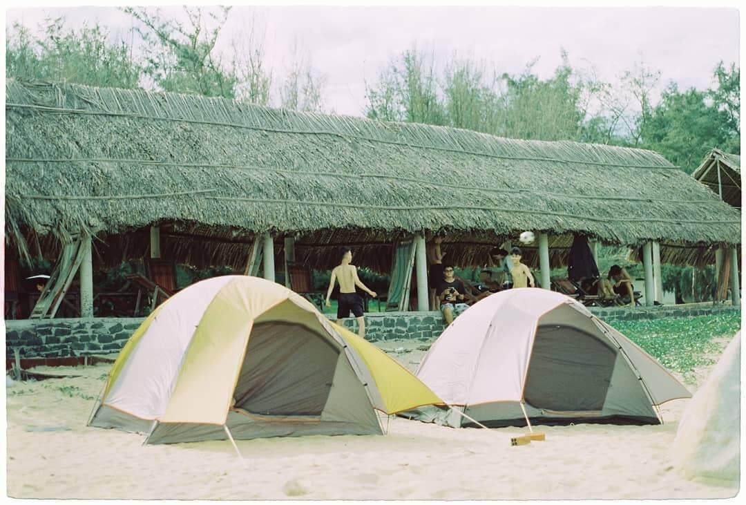 Cắm trại ở đèo nước ngọt