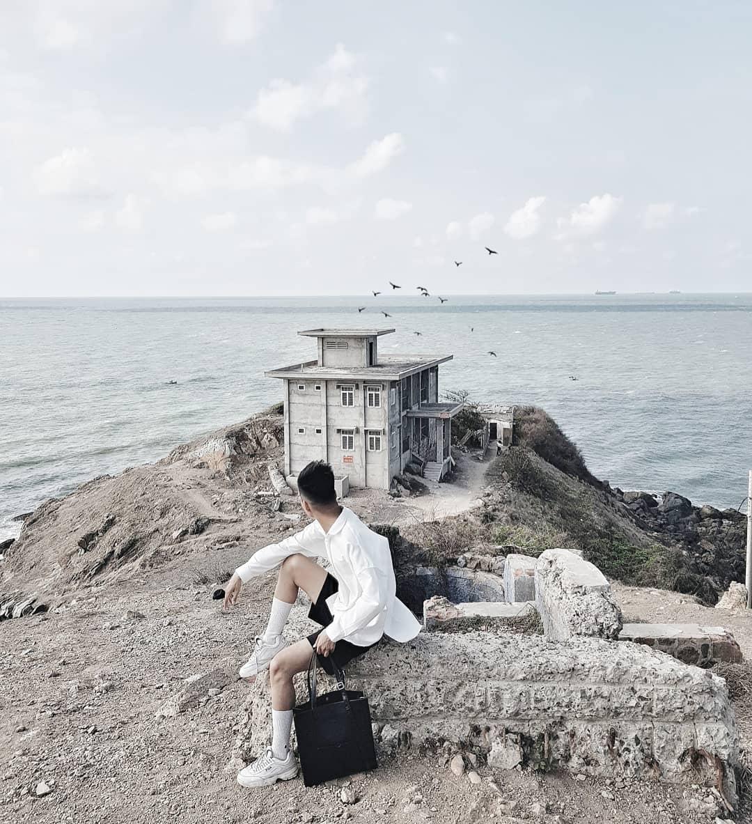 Khu du lịch mũi Nghinh Phong Vũng Tàu
