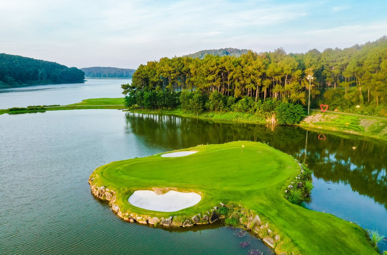 Số điện thoại sân golf Tràng An