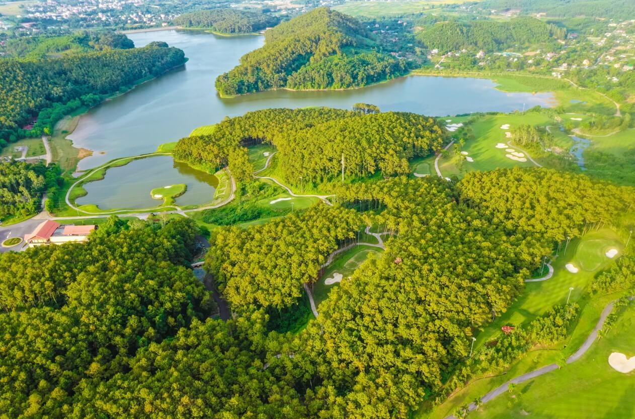 Sân golf Tràng An, Ninh Bình