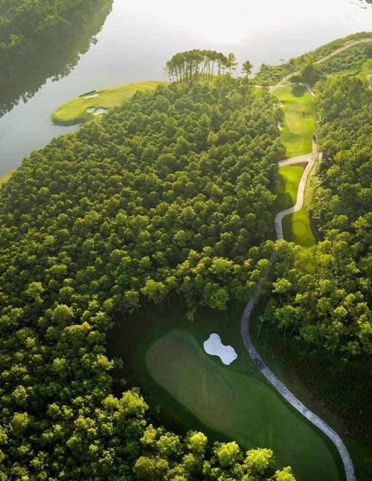 Giới thiệu về sân golf Tràng An, Ninh Bình