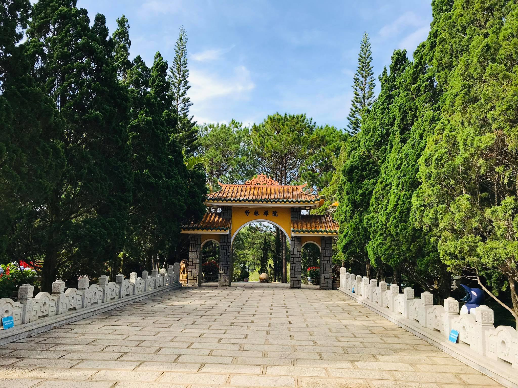 Địa chỉ Thiền viện Trúc lâm Đà Lạt
