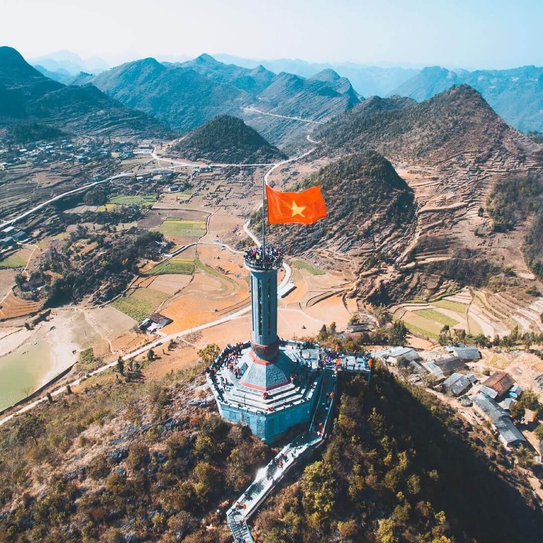 Cột cờ Lũng Cú Đồng Văn