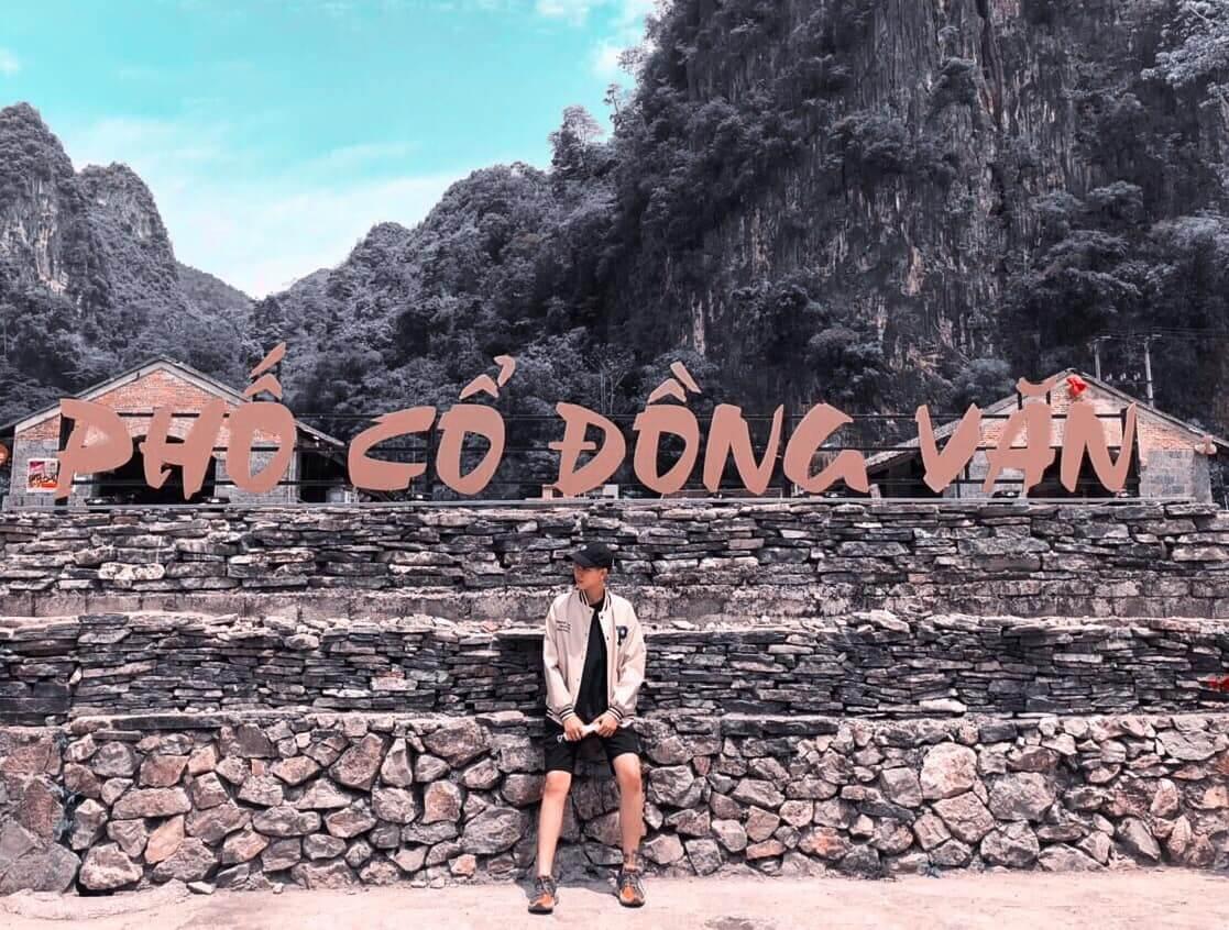 Phố cổ Đồng Văn Hà Giang