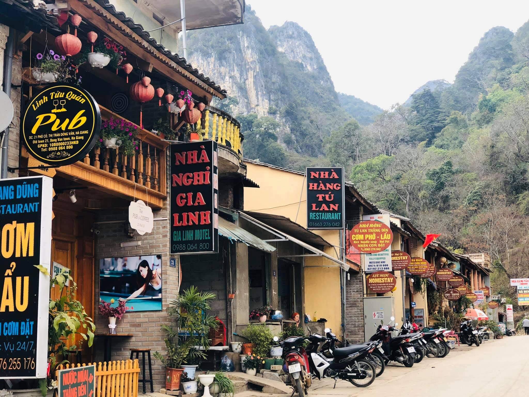 Hướng dẫn đường đến phố cổ Đồng Văn