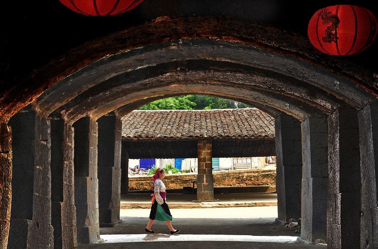 Phố cổ Đồng Văn Hà Giang ở đâu?