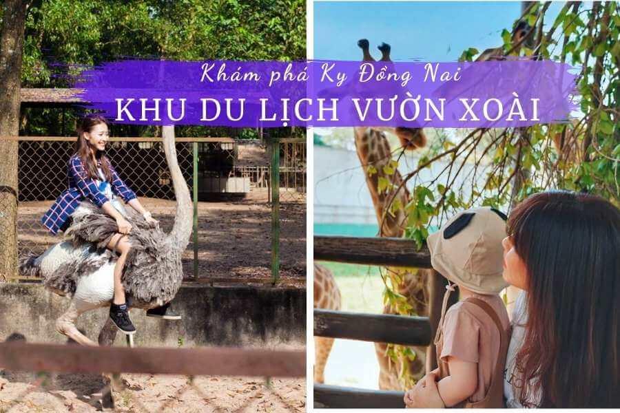 Review Khu du lịch vườn xoài Đồng Nai